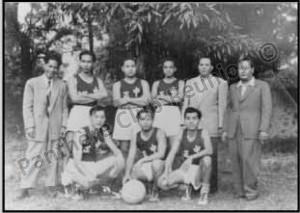 1° équipe de basket