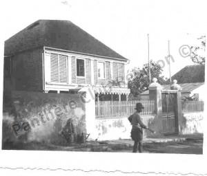 maison à lorigine