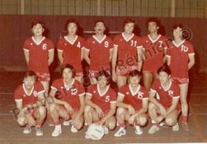 équipe excellence 1970