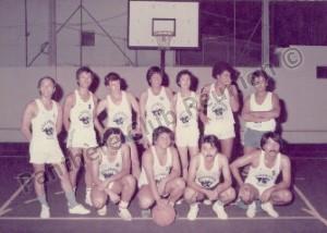équipe honneur 1970