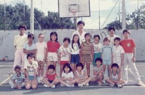 les poussins des années 1980